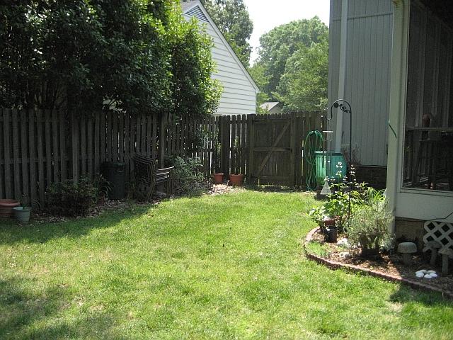 Gardenbefore