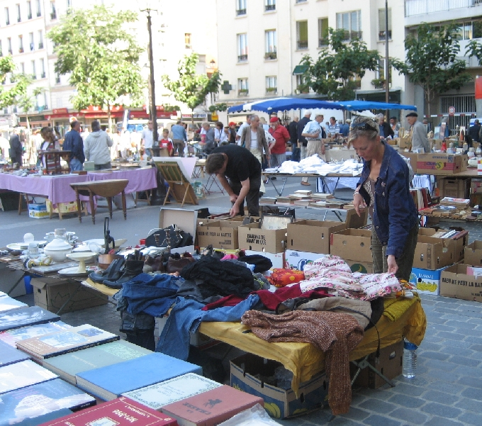 Fleamarkt