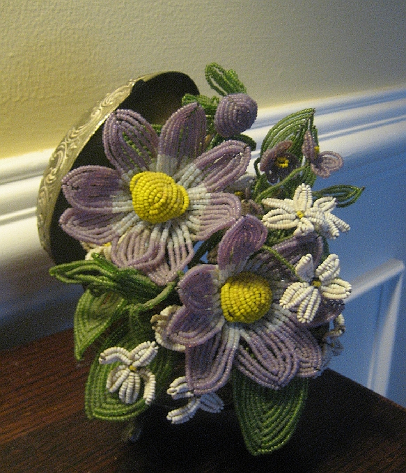 Beadflowers